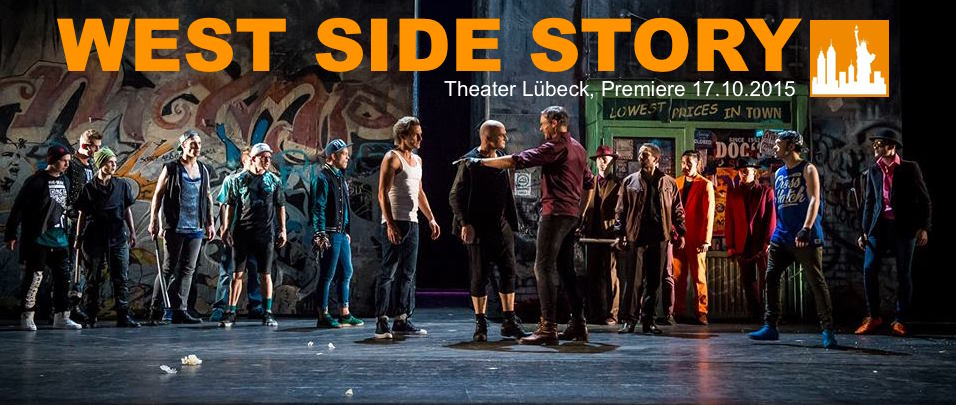 West Side Story, Theater Lübeck