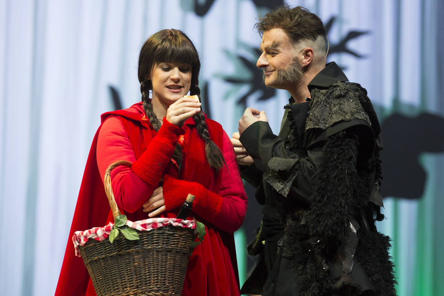 Ab in den Wald - Into The Woods, Stadttheater Gießen