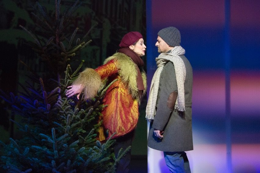 A New York Christmas, Theater Brandenburg